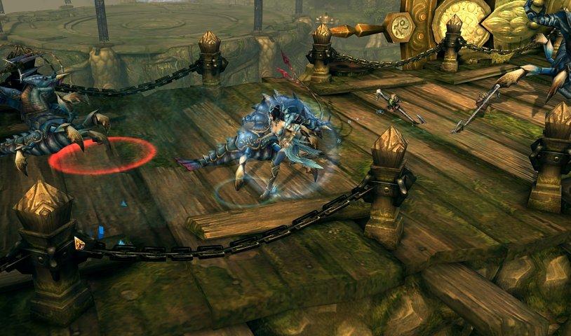 斗战神-游戏截图第1张