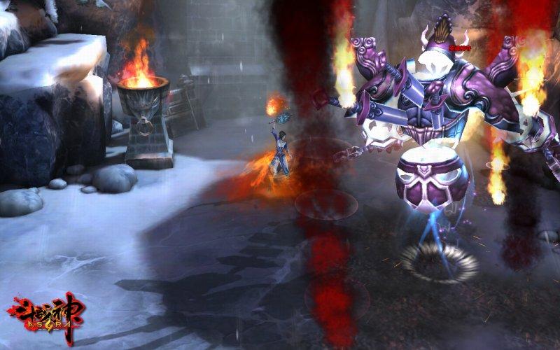斗战神-游戏截图第4张