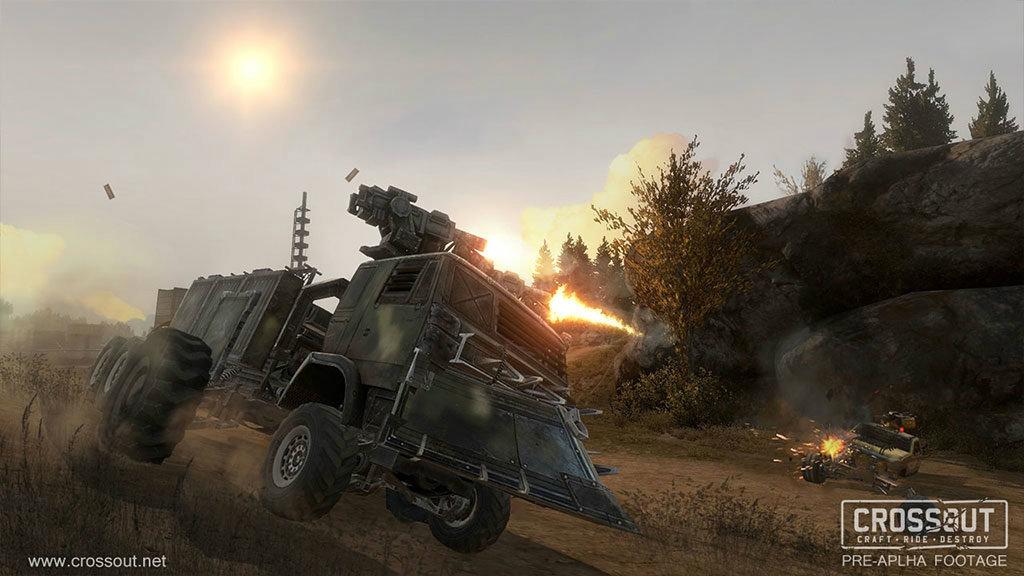 创世战车 游戏画面