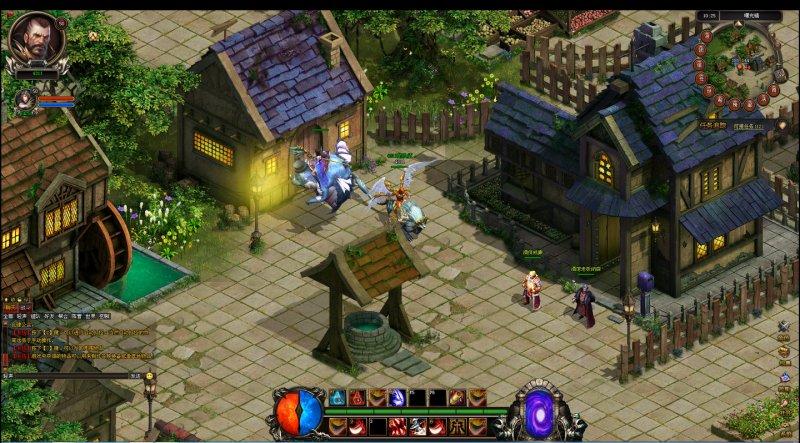 圣迹-游戏截图第1张