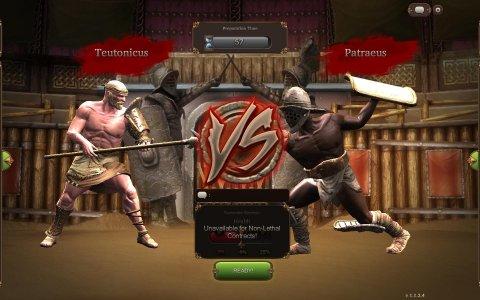 角斗士OL-试玩截图第3张