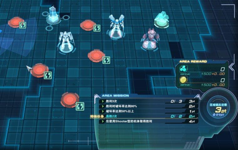 敢达前线指挥官-游戏截图第6张