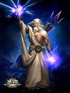 圣迹-游戏原画