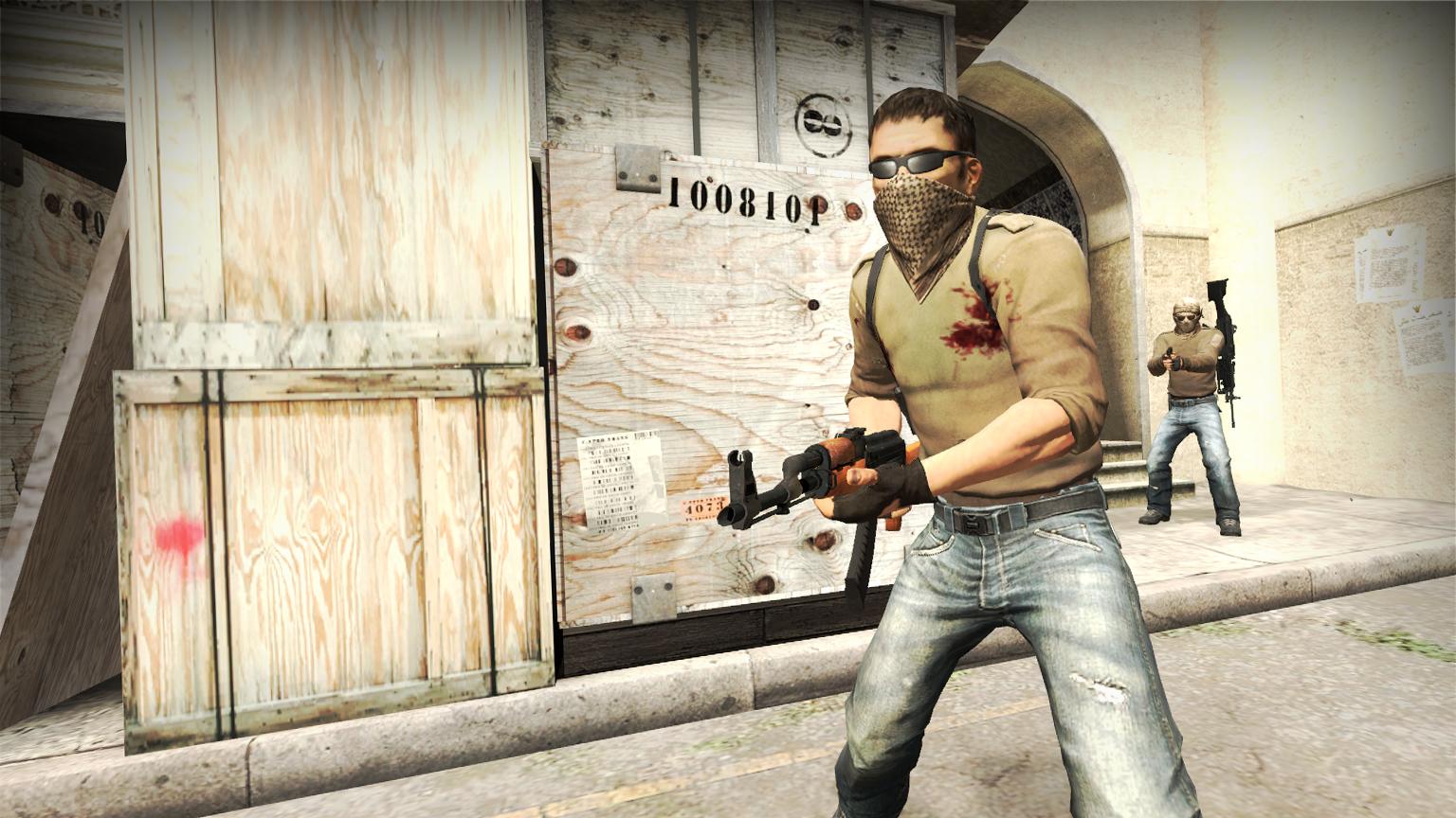 反恐精英:全球攻势 游戏画面