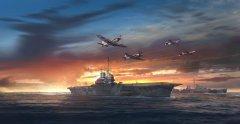 战争雷霆-游戏海报