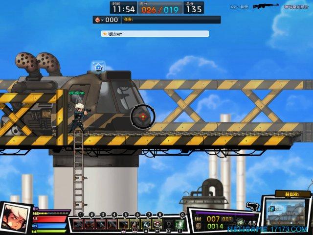 核金风暴-游戏截图第1张