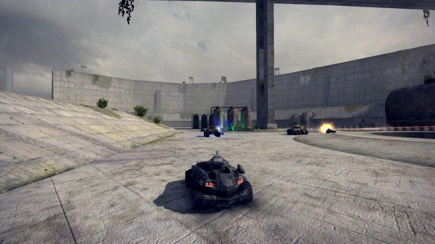 钢铁战争-游戏截图第4张