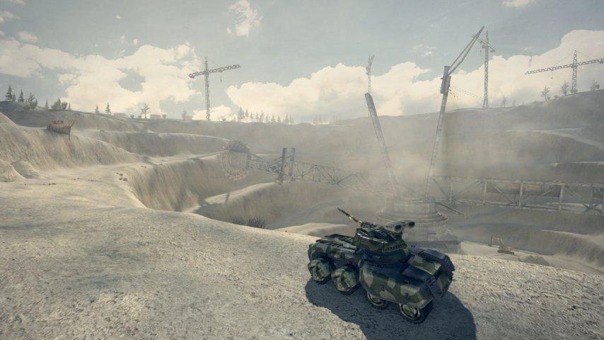 钢铁战争-游戏截图第3张