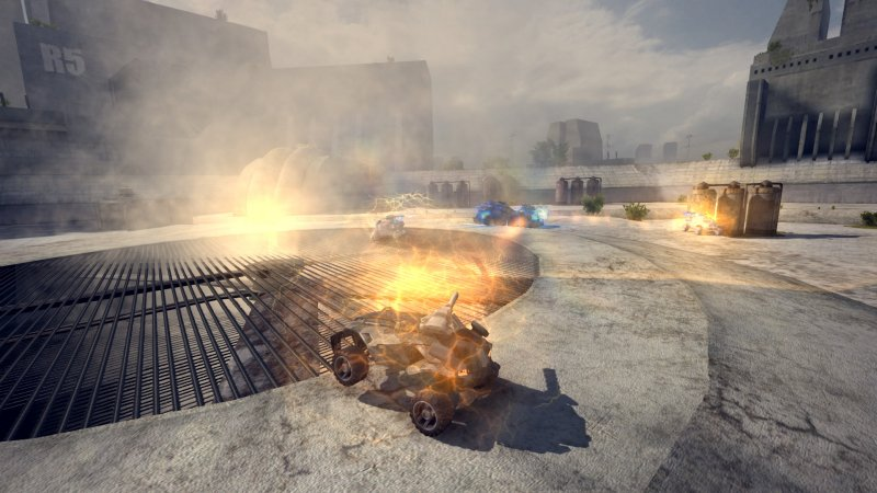 钢铁战争截图第5张
