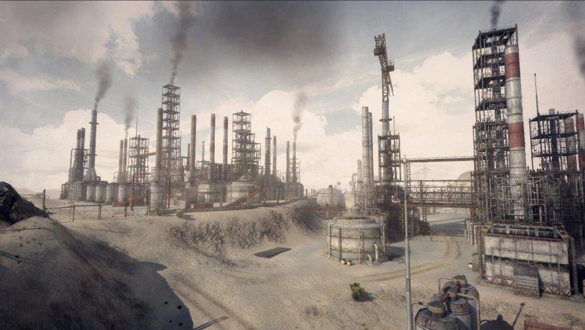 钢铁战争-游戏截图第1张