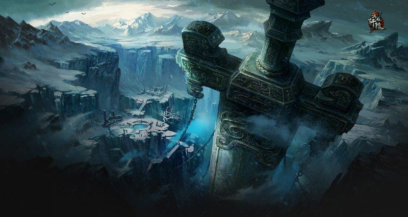 《決戰軒轅》游戲壁紙第2張