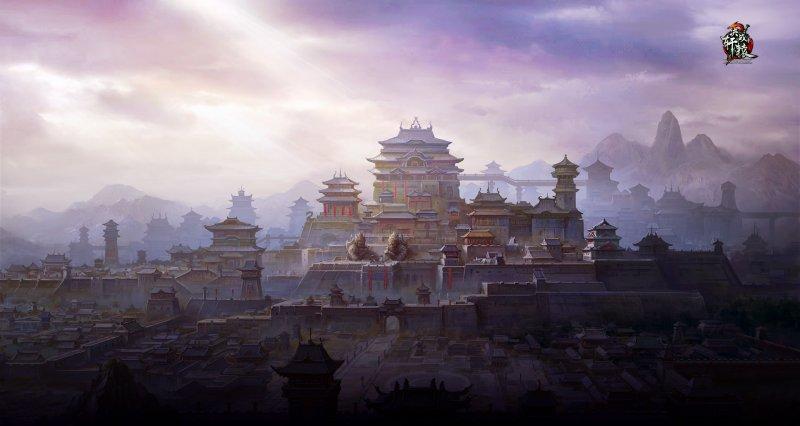 《決戰軒轅》游戲壁紙第1張