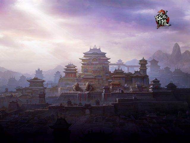 《决战轩辕》游戏壁纸第12张