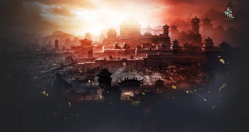 《決戰軒轅》游戲壁紙第4張