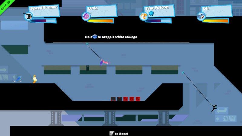 《极速奔跑者》游戏截图第4张