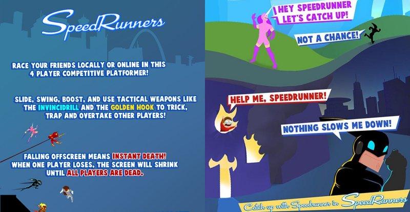 《极速奔跑者》游戏截图第3张