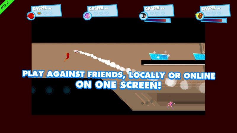 《极速奔跑者》游戏截图第2张