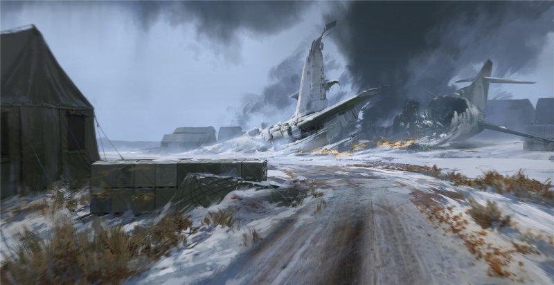 装甲风暴-原画第1张