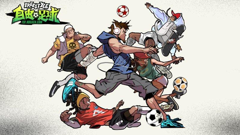 自由足球-壁纸第1张