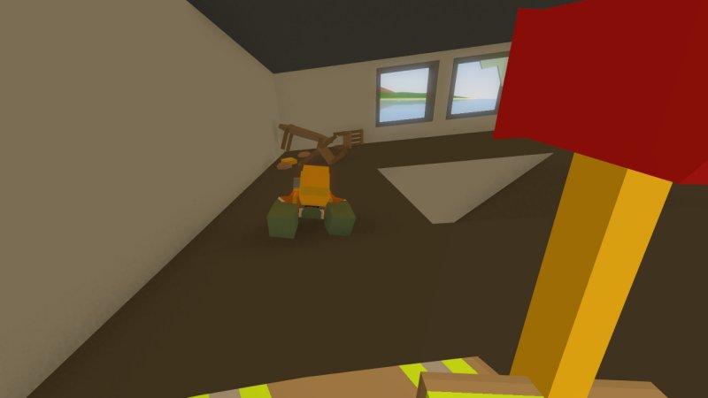 《未转变者》游戏截图第1张