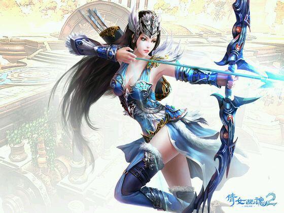 新倩女幽魂游戏相关图片 title=