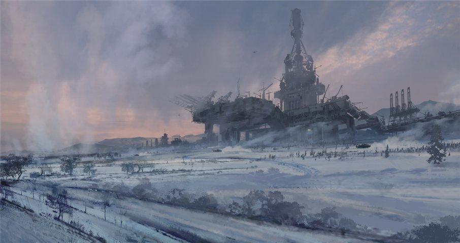 装甲风暴-原画第4张