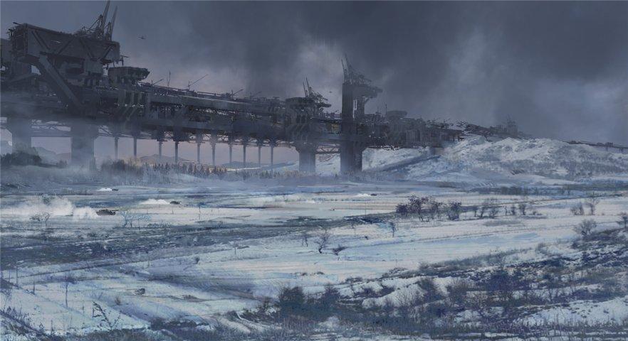 装甲风暴-原画第2张
