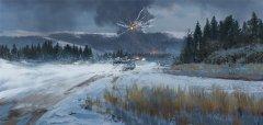 装甲风暴-原画