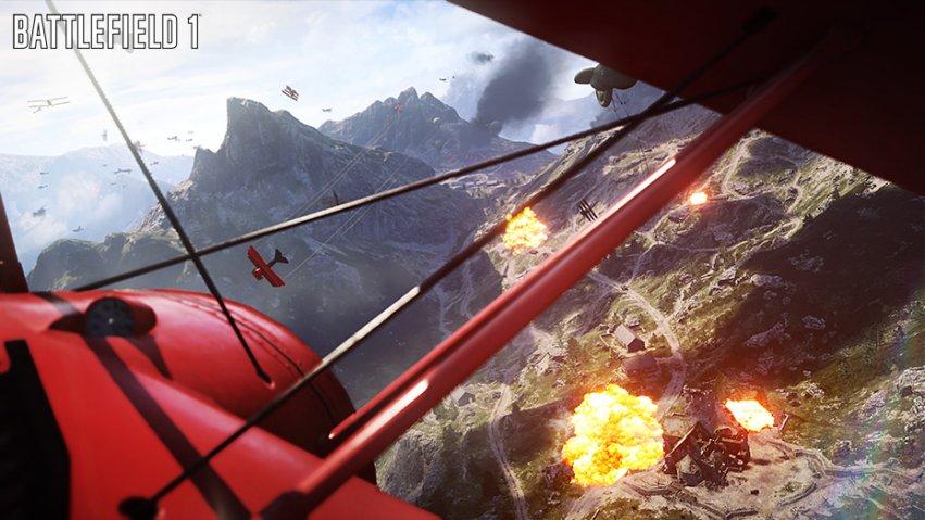 《战地1》游戏截图第20张