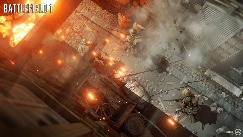 《战地1》游戏截图第4张