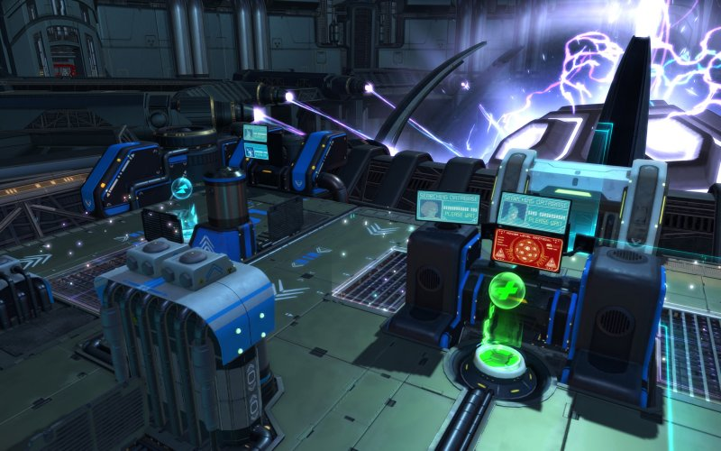 超能核变-新模式截图第1张