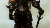 龙骑士传奇-人物原画