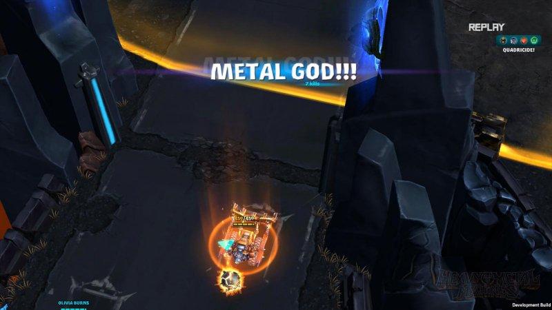 重金属飞车-游戏截图第4张
