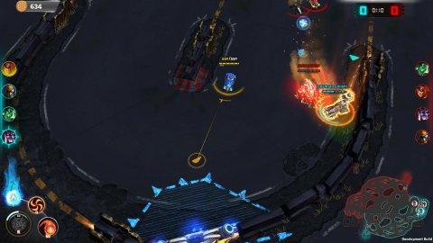 重金属飞车-游戏截图第2张