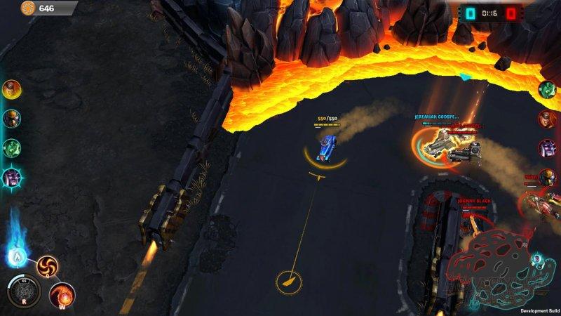 重金属飞车-游戏截图第10张