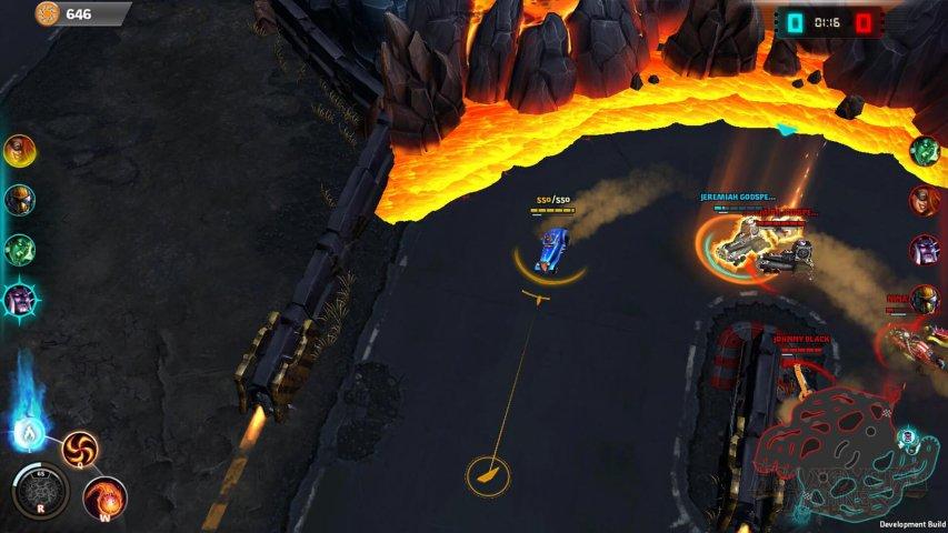 重金属飞车-游戏截图第1张