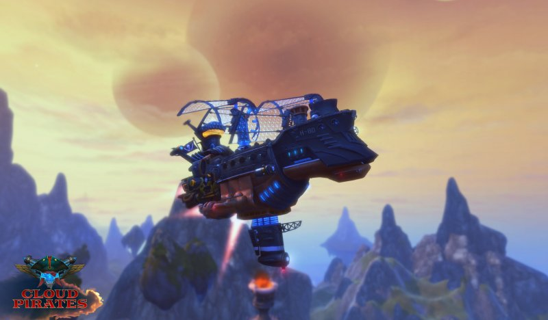 云端海盗-游戏截图第3张