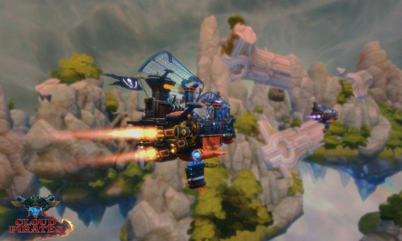 云端海盗-游戏截图第4张