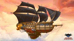 云端海盗-壁纸