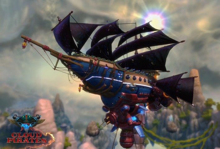 云端海盗-游戏截图第2张