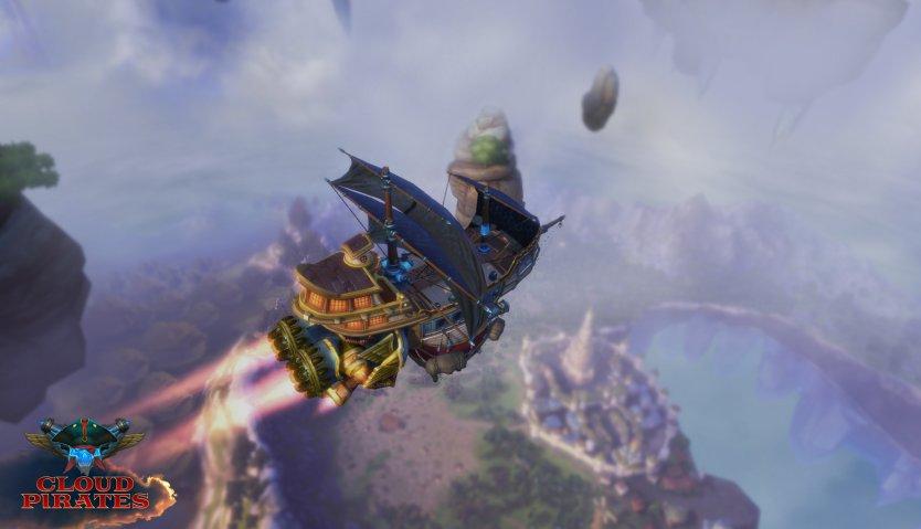 云端海盗-游戏截图第7张