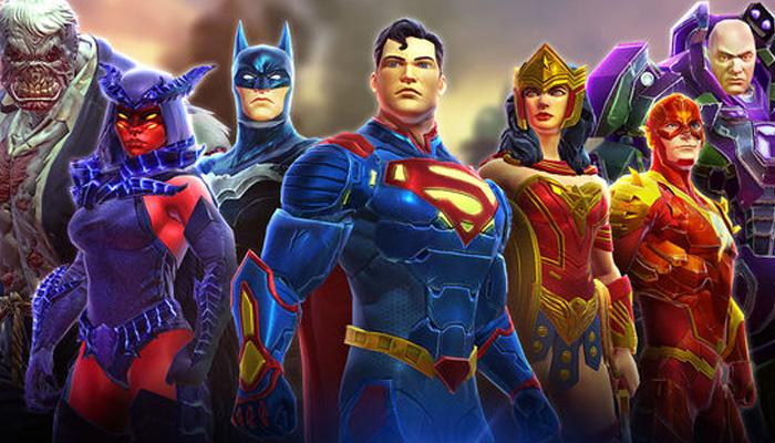《DC传奇》试玩视频-17173新游秒懂