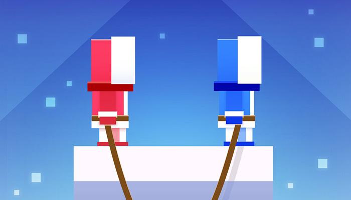 《冰冻绳索》试玩视频-17173新游秒懂