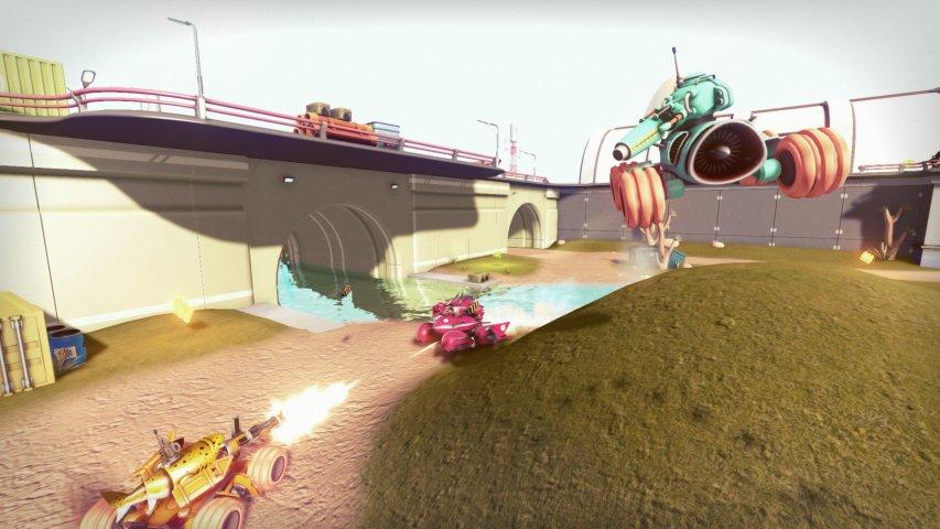 翻滚坦克-游戏截图第20张