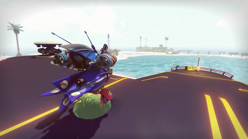 翻滚坦克-游戏截图第3张