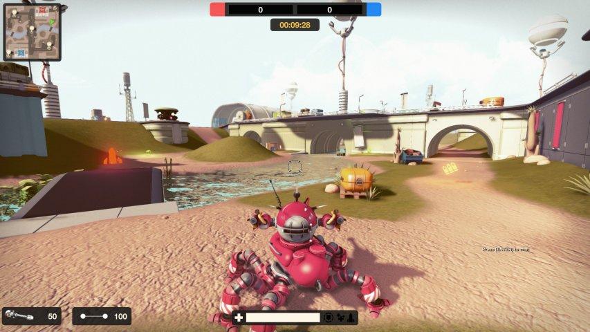 翻滚坦克-游戏截图第1张
