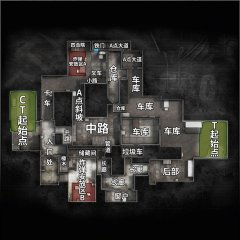 CS:GO-地图展示