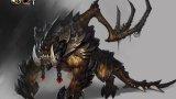 守护神之觉醒-怪物原画