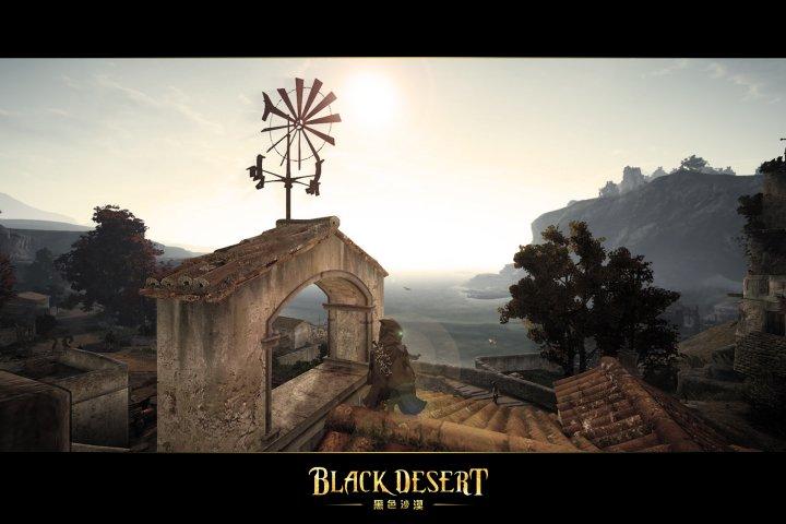 黑色沙漠-台服官网壁纸第2张