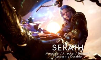 新英雄Serath介绍